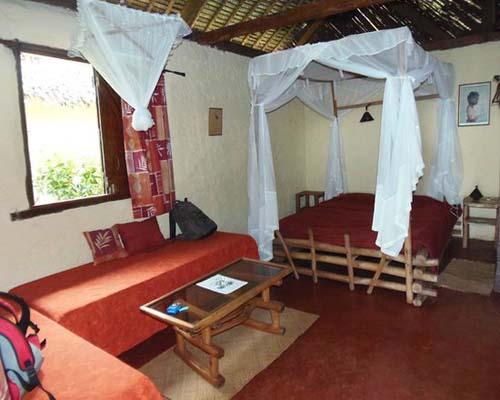 bush-house chambre