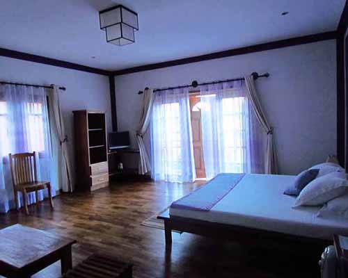 chambre andasibe hotel