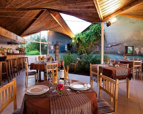 restaurant dunes ifaty