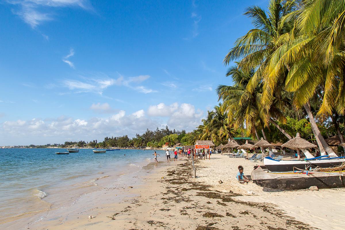 plage de Nosy be Madagascar